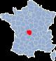 Creuse Frankrijk
