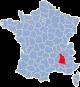 Drome Frankrijk