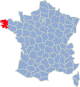 Finistere Frankrijk