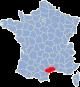 Herault in de Provence