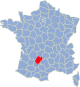 Lot in de Provence