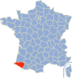 Pyrénées Atlantiques Frankrijk
