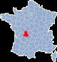 Haute Vienne Frankrijk