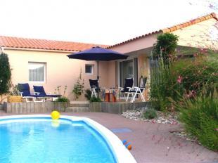 Huizen Verhuur Frankrijk : Vakantiehuizen met zwembad in frankrijk